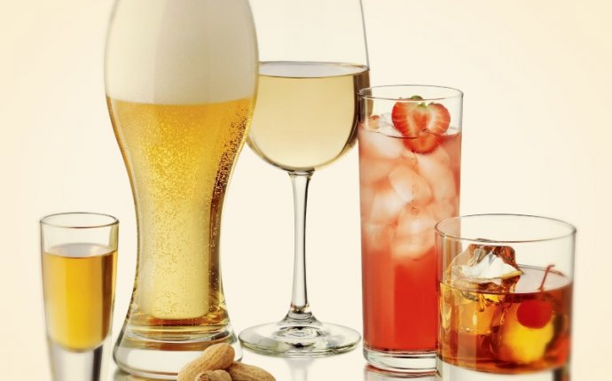Барное стекло: виды и названия барной посуды