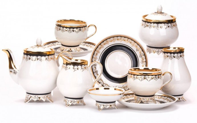 Чайные сервизы дулево интернет магазин | Купить чайный фарфоровый