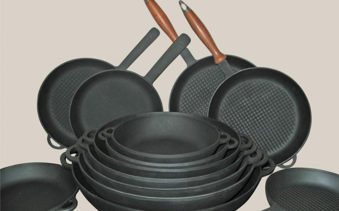 Чугунная сковорода для гриля – выбор настоящих кулинаров!LUX-DEKOR