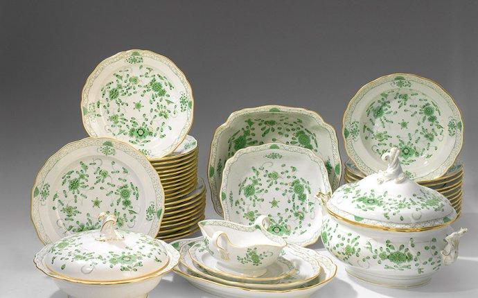 Фарфор. Столовая и чайная посуда. 51 фото