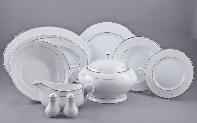 Фарфоровая посуда – Антикварная и современная (230 фото) » Картины