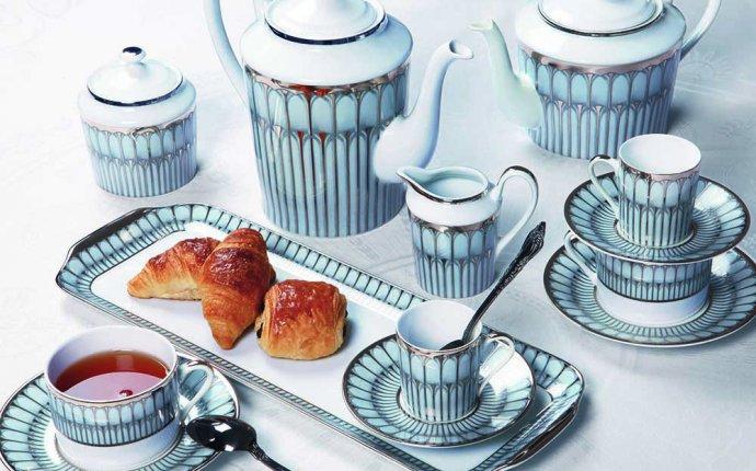Фарфоровая посуда - купить английский костяной фарфор в Киеве