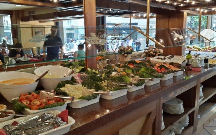 Где хорошо и быстро поесть в центре Мадрида, почти не зная испанского