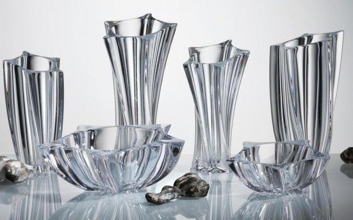 Хрустальная посуда из Чехии