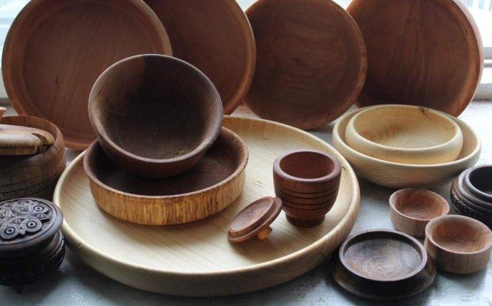 Изготовление деревянной посуды - Бизнес идеи
