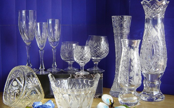 Как отличить хрусталь от стекла | Интернет-магазин подарков для