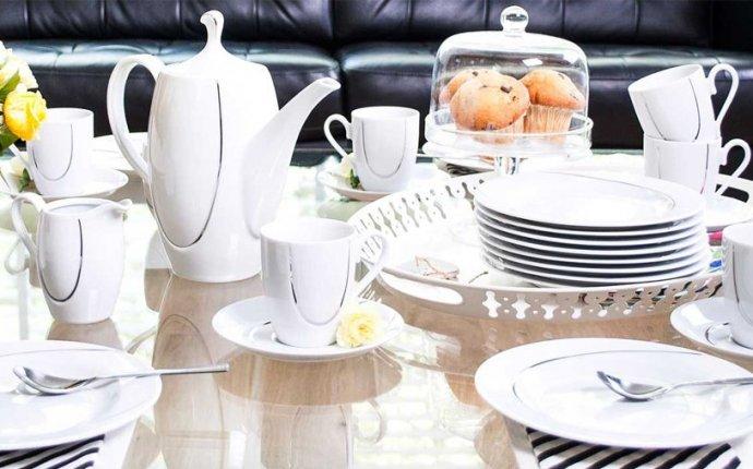 Купить посуду. Фарфоровая посуда в Минске