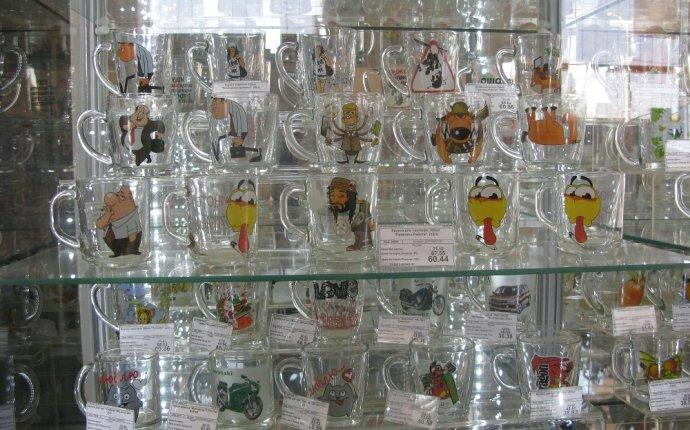 Лучшая посуда из стекла и хрусталя из города Гусь-Хрустальный