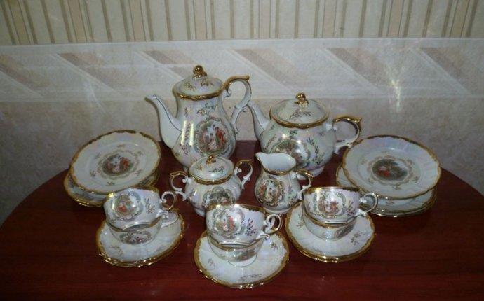 Немецкая фарфоровая посуда в Кишиневе (Посуда фарфоровая) - Rolud