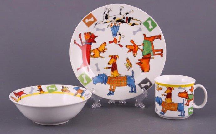 Посуда для детей до года. Правильный выбор детской посуды