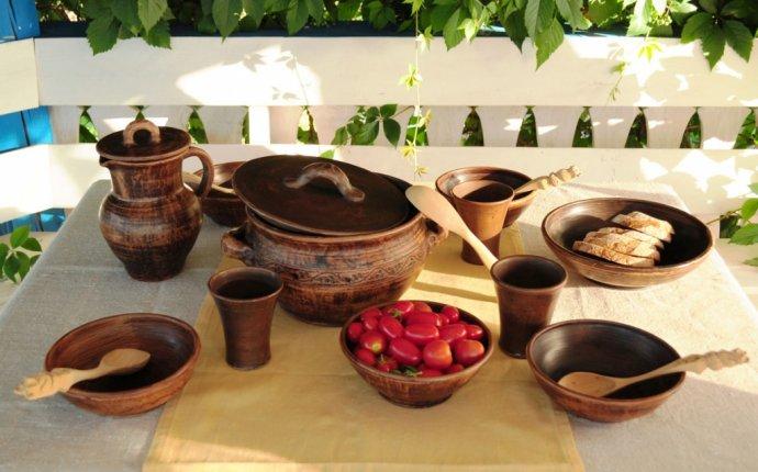 Посуда из глины, Москва. Заказать изготовление посуды из глины в