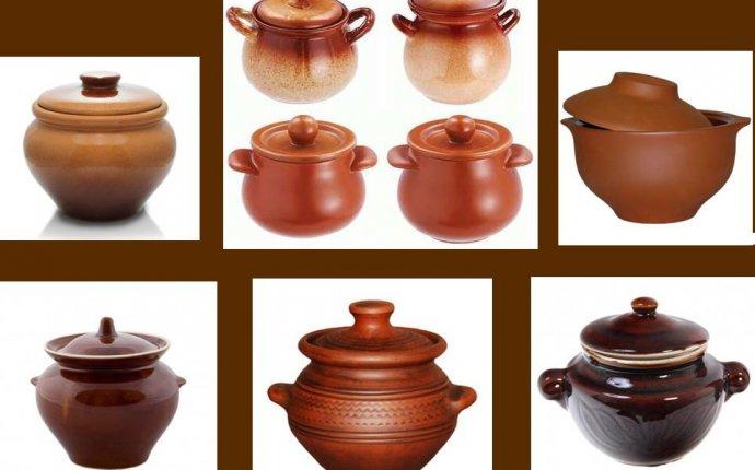 Посуда из керамики. Горшочки и миски для вкусных блюд   Инна