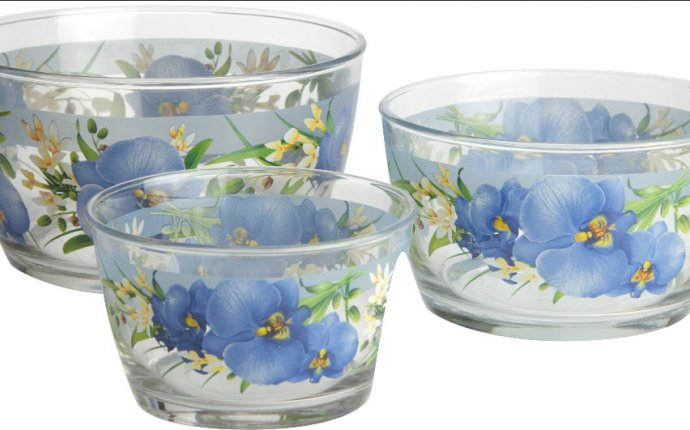 Посуда стеклянная столовая, купить украина по договорной цене в