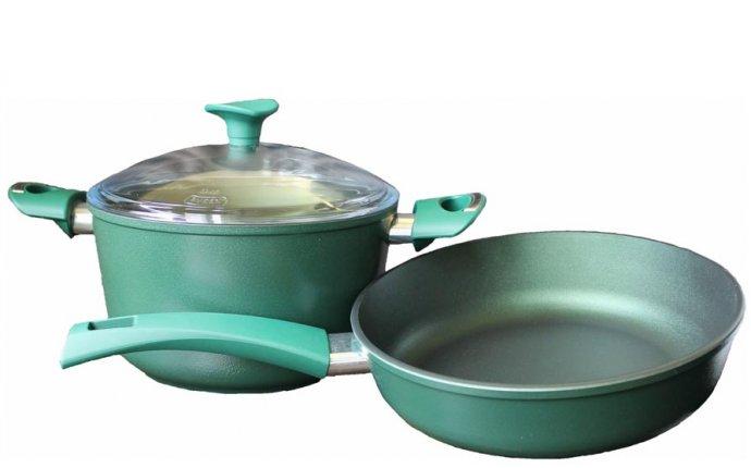Профессиональная кухонная посуда Green Line Esperto