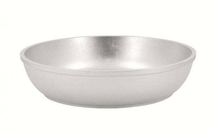 Сковорода из литого алюминия диаметр 300 мм, с высокой стенкой 85