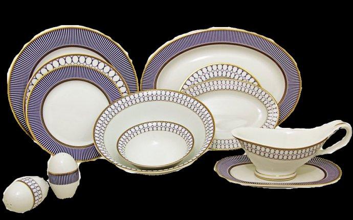 Столовая посуда Металлокерамика | roddom9spb.ru