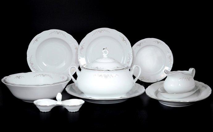 Столовые сервизы Столовая посуда