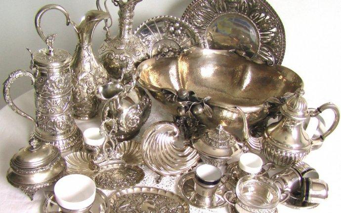 Столовое серебро. Маркировки и клейма на столовых приборах. Купить