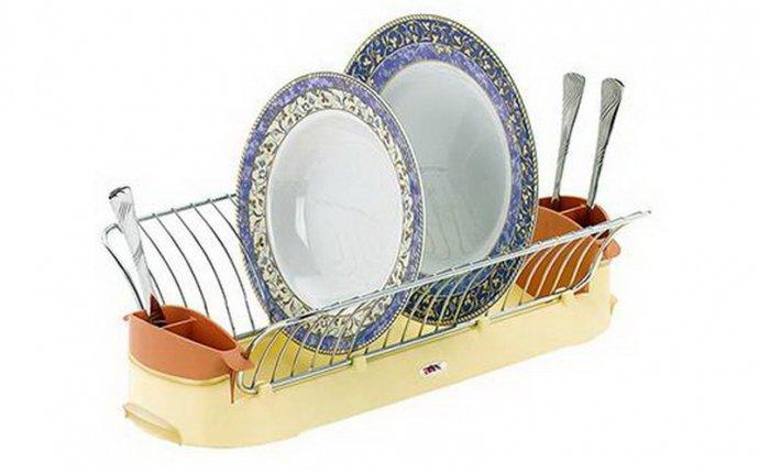 Сушилка для посуды и столовых приборов 51x27см :: Интернет-магазин